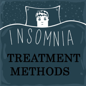 insomnia treatment methods