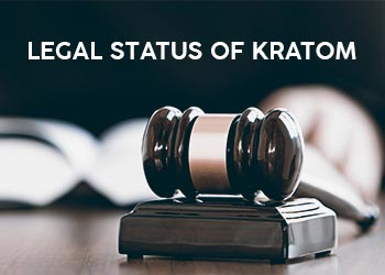 Legal status of Kratom